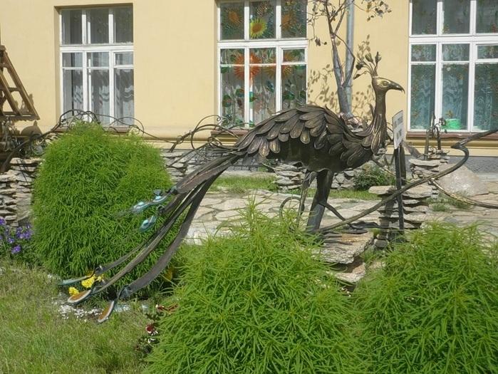 жар-птица в Е-бурге