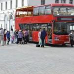 Туристы посещают Тобольск вне зависимости от запрета заграничных поездок