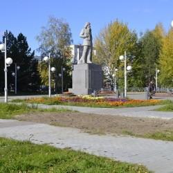 В Тобольск идет бабье лето