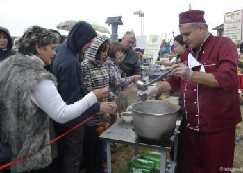 В Тобольске сварят 500 литров «Ухи-дружбы», а потом раздадут всем желающим