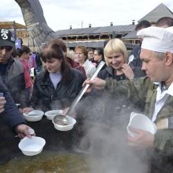 Фестиваль «Уха-царица» пройдет в Абалаке в последнюю субботу лета