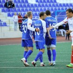 ФК «Тобол» разгромил гостей из Магнитогорска. Фоторепортаж.