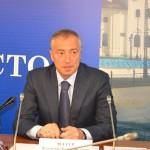 Главой Тобольска стал Владимир Мазур