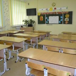 В Тобольских школах возобновляют занятия после карантина
