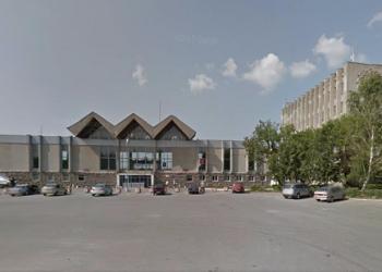 В Тобольске продолжают ремонтировать железнодорожный вокзал