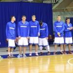 Баскетбольный клуб «Нефтехимик» уступил на старте турнира в Магнитогорске