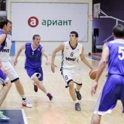 БК «Нефтехимик» с поражения стартовал во втором раунде кубка России
