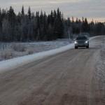 ГИБДД рекомендует водителям отказаться от поездок в морозы