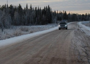 Федеральные трассы в Тюменской области готовят к зиме