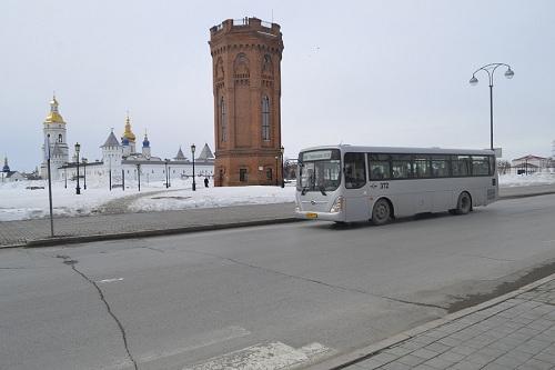 Автобус Тобольск