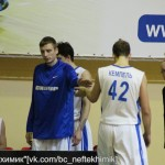 Баскетбольный клуб «Нефтехимик» одержал две выездные победы