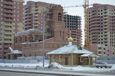 стройка Тобольск