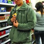 В Тобольске растет число краж в торговых центрах