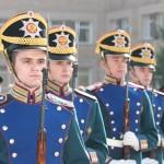 Тоболяки служат в президентском полку и спецназе