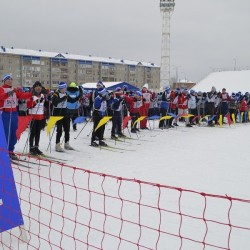 Лыжню России в Тобольске перенесли на март из-за морозов