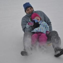 Зимняя прогулка на «Чертовку»
