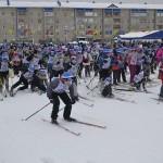 «Лыжня России — 2016» в Тобольске