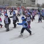 Тоболяки массово встали на лыжи
