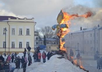 Масленица в Тобольске пройдет возле «Жемчужины Сибири»