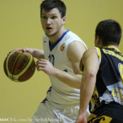 Тобольский «Нефтехимик» дважды одолел курских баскетболистов