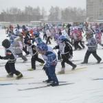 Тоболяки отметятдень всех влюбленных на лыжне
