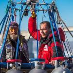 Федор Конюхов поднимется на воздушном шаре в небо Тобольска