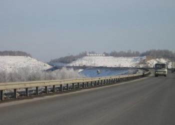 В Тобольске мужчина упал с моста через Иртыш