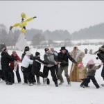 В Абалаке установят рекорд в перетягивании каната