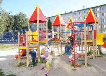 В Тобольске продолжат благоустраивать дворы