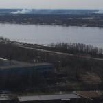 В Тобольске заработал паром через Иртыш