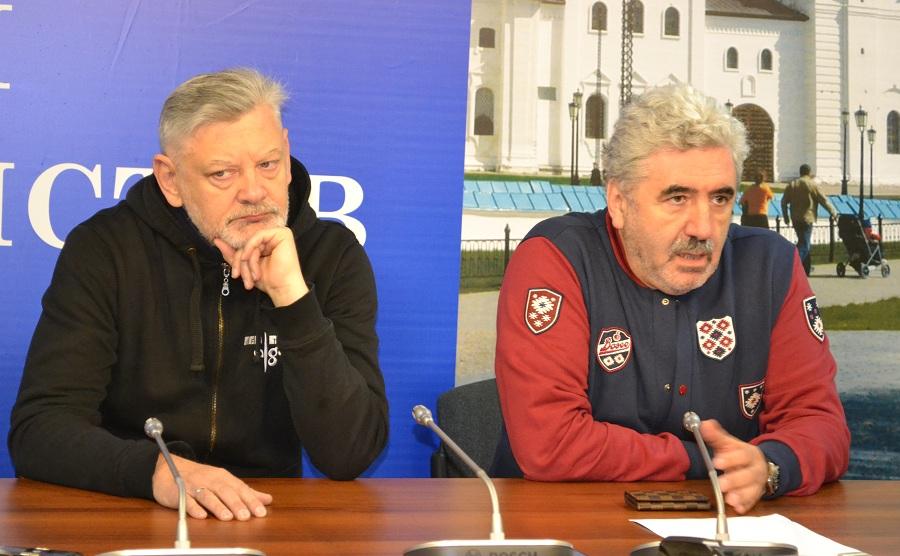 Урышев и Зайцев