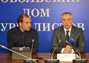 Владимир Мазур: паводок Тобольску пока не грозит