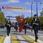 Парад Победы в Тобольске