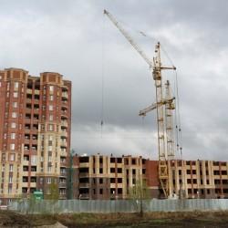 В Тобольске строят высотный дом для сотрудников «ЗапСибНефтехима»