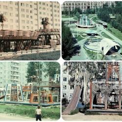 Дворы нашего города