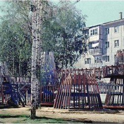 Дворы нашего города: четвертый микрорайон