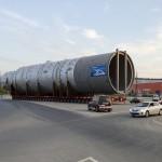 В Тобольске перекроют движение из-за доставки груза на площадку СИБУРа