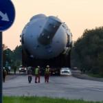 В Тобольске вновь перекроют движение из-за доставки груза на ЗапСибНефтехим