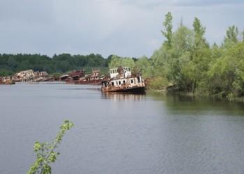 Под Тобольском обнаружили кладбище затопленных кораблей
