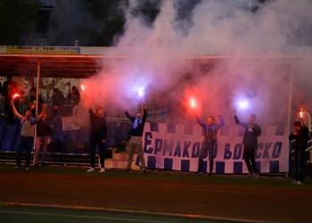 Закрытие футбольного сезона в Тобольске