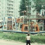 Дворы нашего города: седьмой микрорайон
