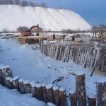 В Тобольске возводят древний город для съемок фильма
