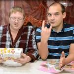 Накорми холостяка: чебупели