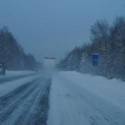 В Тобольске отменили ряд междугородных автобусных рейсов из-за морозов