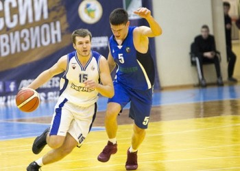 Тобольские баскетболисты дважды уступили в Уфе