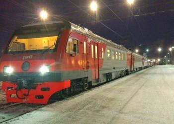 Проезд в пригородном поезде Тобольск-Тюмень подорожает с 1 января