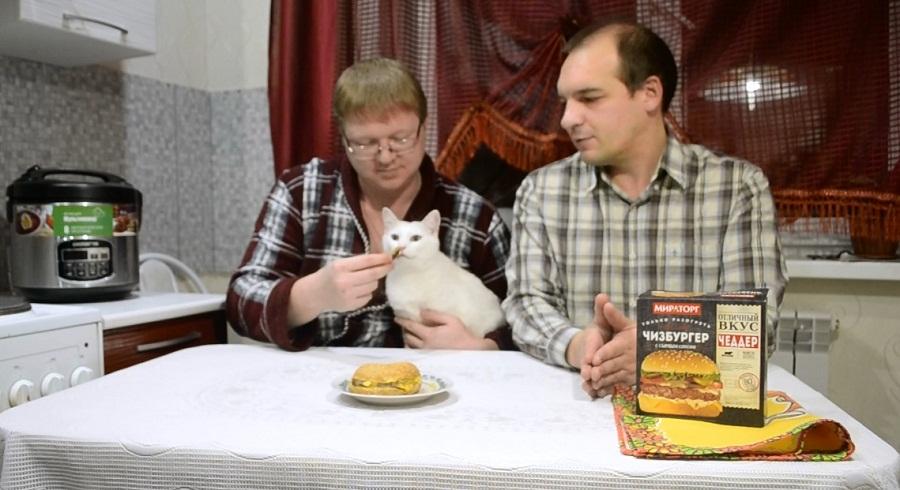Спартак VS чизбургера