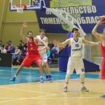 Тобольский БК «Нефтехимик» прервал свою победную серию