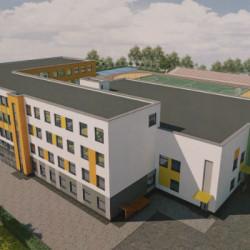 Новая школа и детский сад распахнут свои двери в 2018 году