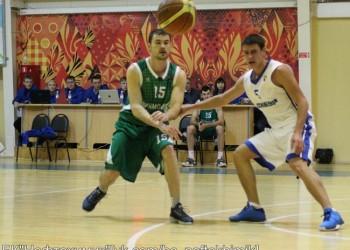 Тобольские баскетболисты одержали две домашние победы над «Динамо»